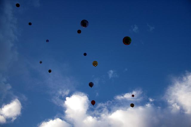 2009 熱気球 #15