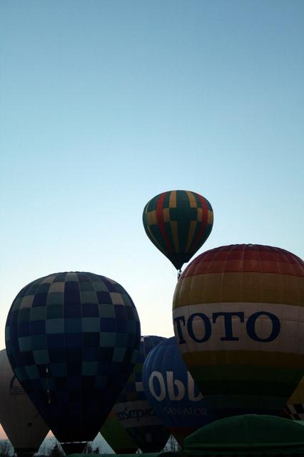 2009 熱気球 #05