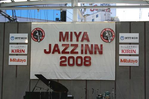 MIYA JAZZ INN 2008